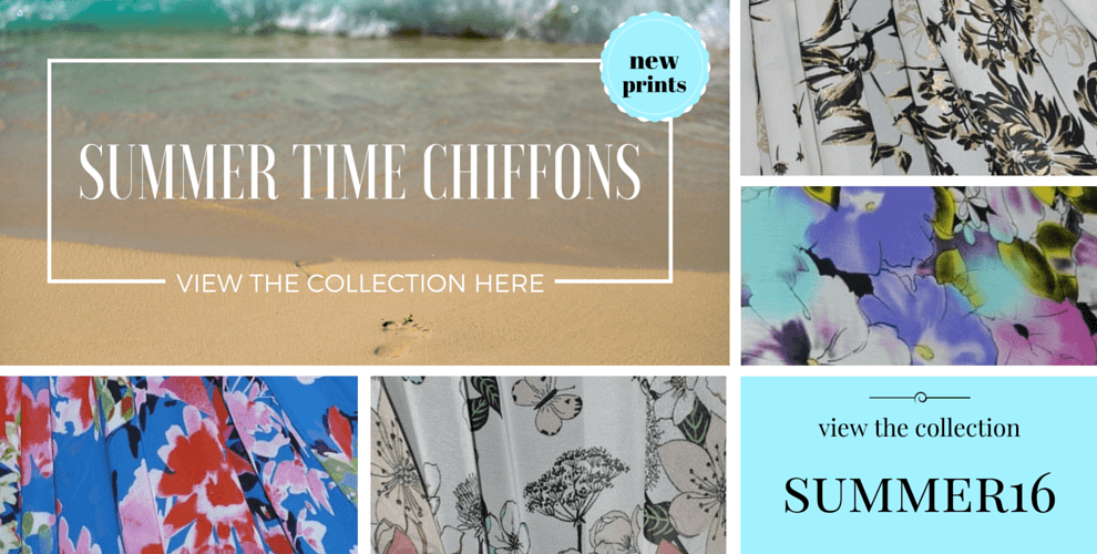 Summer Time Chiffons