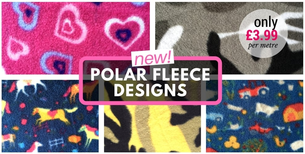 New Polar Fleece