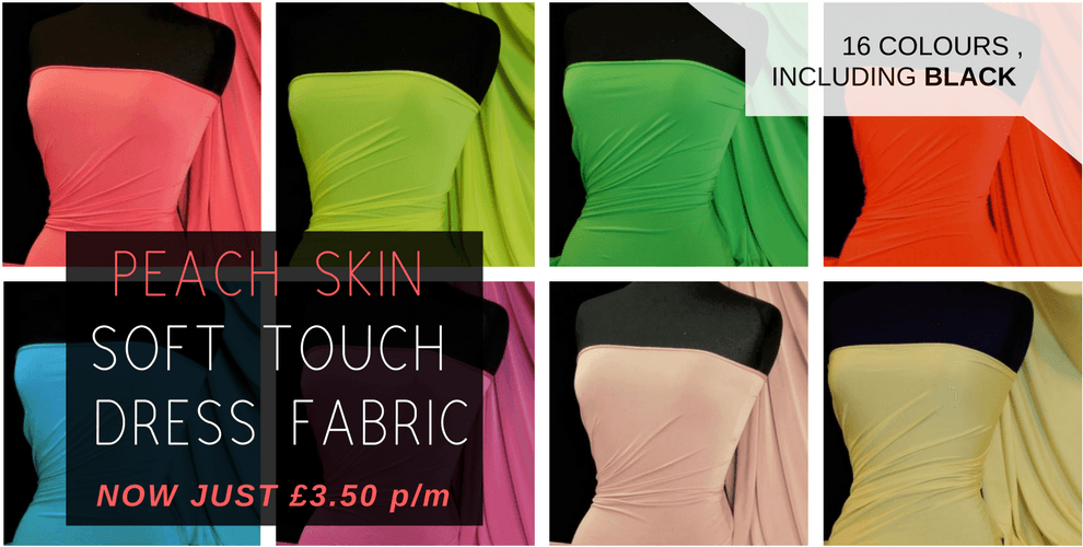 Peach Skin Soft Touch- See the full range