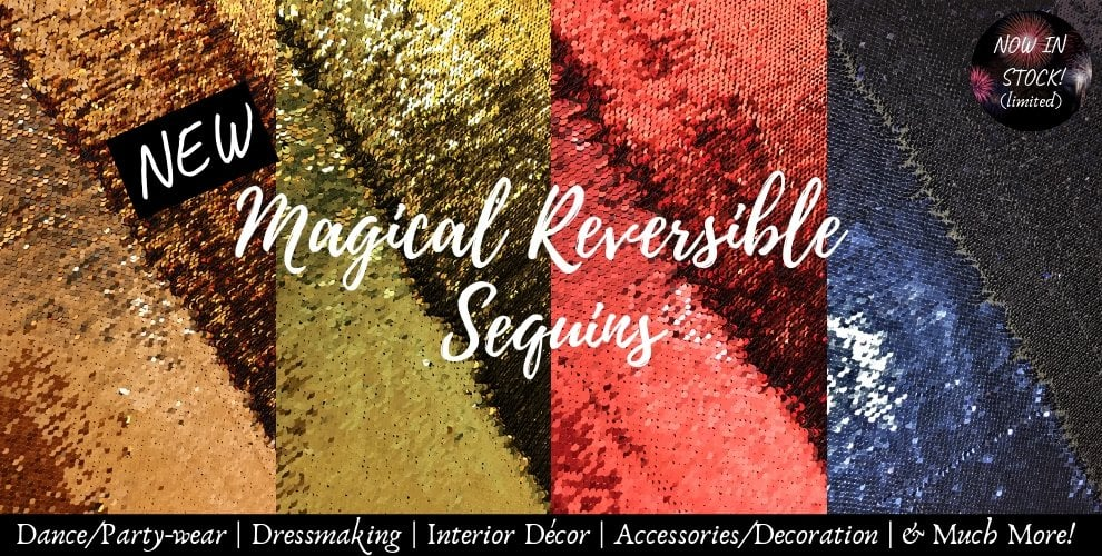 New Reversible Sequins