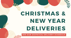 Christmas/New Year Delivery