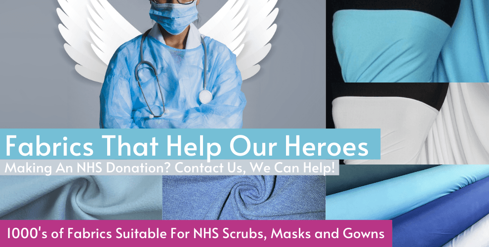 Fabrics For The NHS