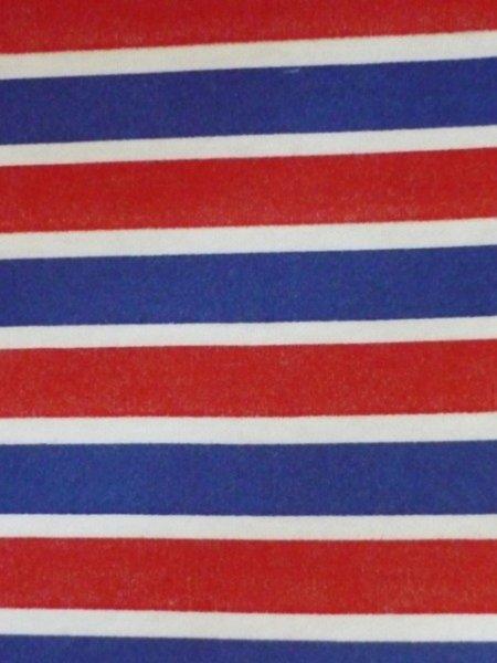 d2b4414c231 ... 100% Cotton Interlock Knit Soft Jersey T-Shirt Fabric- Easy Horizontal  Stripe Q749