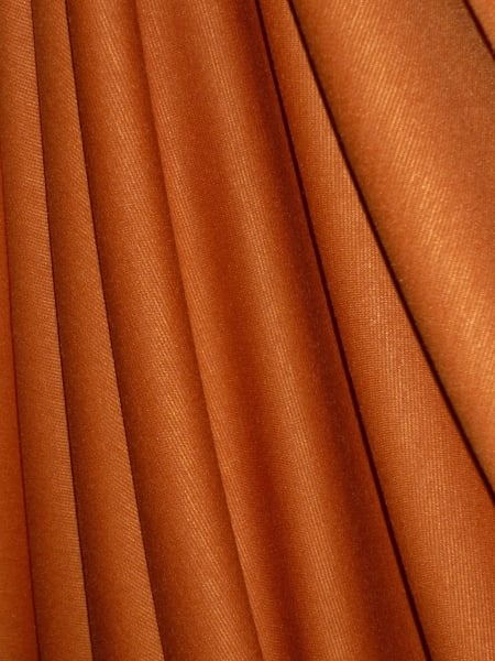 Ponte Double Knit 4 Way Stretch Jersey Fabric Burnt