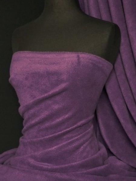 Turquoise Polar fleece - anti pill washable soft fabric