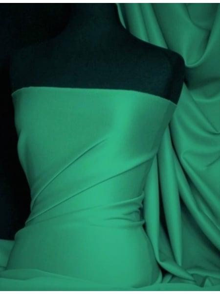 Scuba Stretch Poly Lycra Fabric- Hot Pink Q792 HTPN