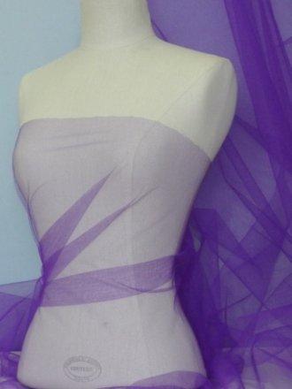 Violet Tutu Fancy Dress Net Material