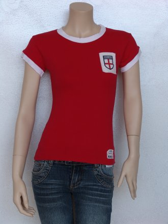 100% Cotton England Football T-Shirt
