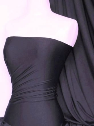 Micro Lycra 4 Way Stretch Fabric - Onyx Purple Q259 OPPL