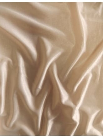 Clearance Shiny Lycra Sheer 4 Way Stretch Fabric- Pearl Peach SQ72 PCH