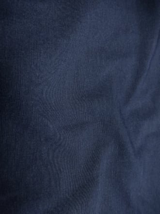 Bengaline Stretch Trouser / Jacket Woven Fabric- Denim Blue SQ78 DBL