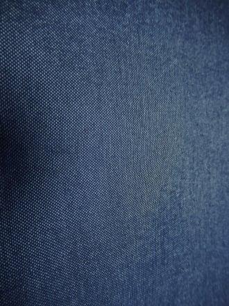 Bengaline Sheen Stretch Trouser / Jacket Woven Fabric- Blue Denim Look SQ78 DNM