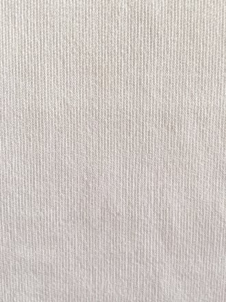 Clearance 100% Polyester Interlock Stretch Fabric- White SQ107 WHT