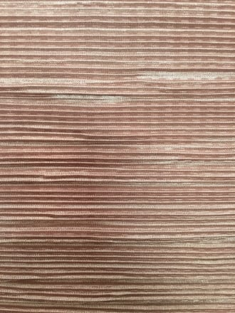 Pleated Crinkle Glitter Stretch Fabric- Dusky Pink SQ119 DPN