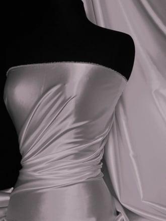 Super Soft Satin Fabric- Pale Mauve Q710 PMVE
