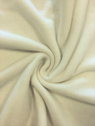 Clearance (158 cms) Knitwear 4 Way Stretch Lightweight Fabric- Ivory Cream SQ148 IVCRM