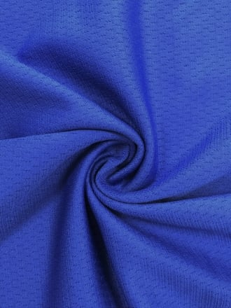 100% Polyester Stretch Sportswear Fabric- Royal Blue SQ170 RBL
