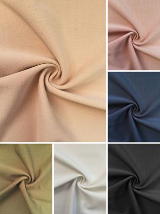 NEW SC Crepe Stretch Fabric- SQ181