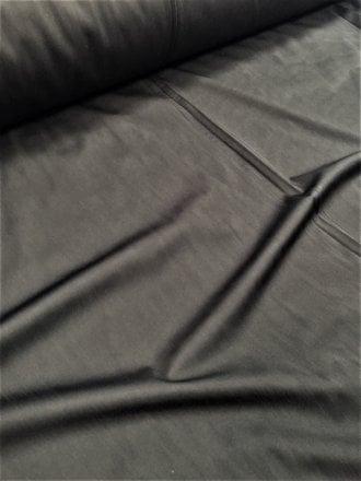 16 METRES Clearance Matt Lycra 4 Way Stretch Mid Weight Material Job Lot Bolt- Black JBL50 BK