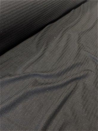 20 METRES 100% Polyester Stretch Sportswear Material Job Lot Bolt- Black JBL51 BK