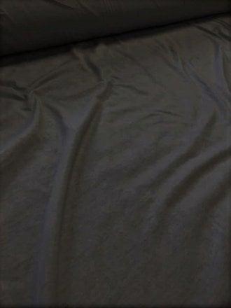 20 METRES 100% Viscose Stretch Fabric Material Job Lot Bolt- Black JBL54 BK