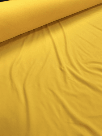 20 METRES Supplex Sports 4 Way Stretch Lycra Material Wholesale Roll- Bright Yellow JBL80 BTYL