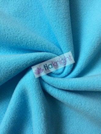 Anti-Pill Polar Fleece Soft Cuddly Washable Fabric- Mocha