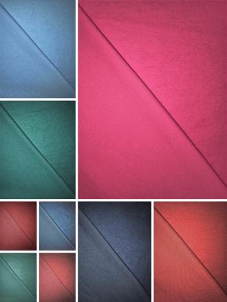 Sweatshirt Fleece Cotton Backed Soft Fabric- SQ322