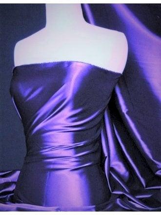 Super Soft Satin Fabric- Lavender Q710 LVD