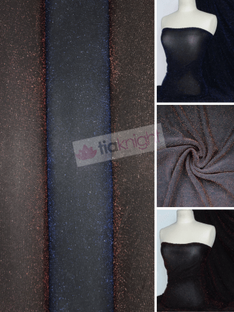 25 METRES Slinky Shimmer 4 Way Stretch Fabric Wholesale- JBL364