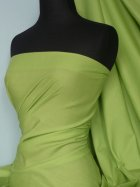 Poly Cotton Material- Lime Green Q460 LMGR