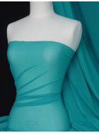 Corsetry Power Mesh/ Net Material - Sea Green Q107 SGRN