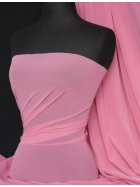 Corsetry Power Mesh/ Net Material - Rose Pink Q107 RPN