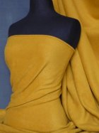 Polar Fleece Anti Pill Washable Soft Fabric- Mustard PF MSD