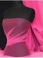 Flo Cerise Pink Tutu Fancy Dress Net Material