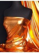 Metallic Foil Stretch Lycra Fabric- Bronze NG521 BRZ