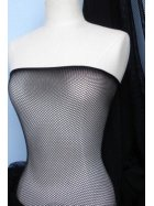 Diamond Fishnet 4 Way Stretch Material- Jet Black Q780 BK