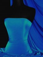 Silk Touch 4 Way Stretch Lycra Fabric- Royal Blue Q53 RBL