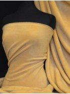 Polar Fleece Anti Pill Washable Soft Fabric- Camel PF CML