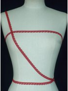 3 METRES Dark Red Lingerie Elastic Trim