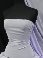 Chiffon Soft Touch Sheer Fabric Material- Sugar Lilac Q354 SLIL