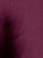 Shimmer Stretch Light Weight Sheer Fabric - Plum Wine SQ53 PLWN