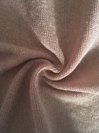 Sweater Knit Acrylic Soft Knitwear Fabric- Dusky Pink SQ113 DPN