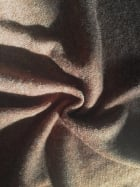 Sweater Knit Acrylic Soft Knitwear Fabric- Mocha SQ113 MCH