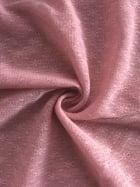 Helenka Mesh Ditsy Floral Sheer Stretch Material- Dusky Pink SQ122 DPN