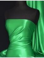 Crepe Back Satin Fabric Material- Emerald Green Q131 EMGR