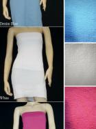 Clearance Lycra Shirring Stretch Tubular Fabric- CL SHTB
