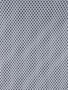 Fishnet Mini Circle Design 4 Way Stretch Material- White SQ197 WHT
