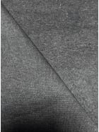 Sweatshirt Fleece Backed Cotton Super Soft Fabric- Charcoal Grey Q237 CHGR