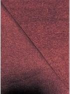 Clearance Sweatshirt (210 cms) Fleece Backed Cotton Super Soft Fabric- Burgundy SQ214 BURG